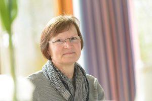 Anne Schröder-Haberland, Leiterin der Jugendherberge Lingen
