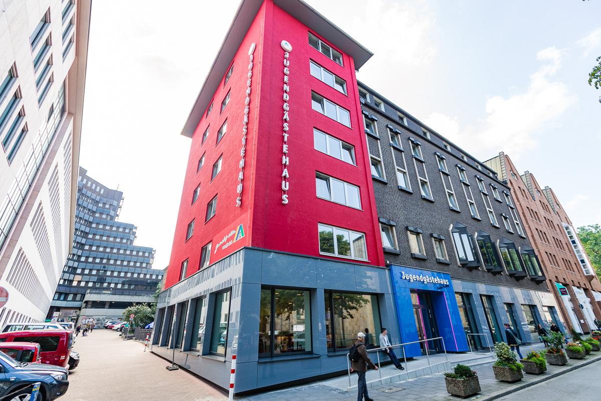 Jugendgästehaus-Adolph-Kolping-außen