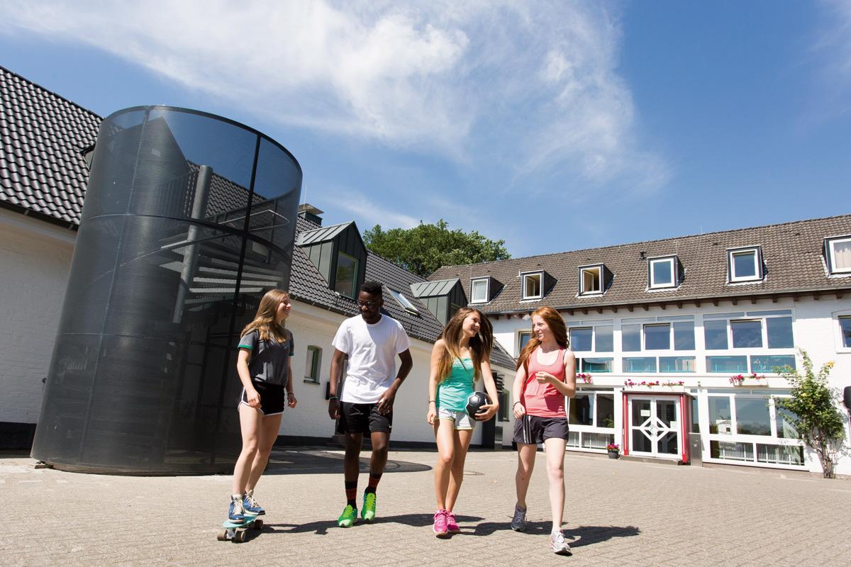 Jugendherberge-Kleve